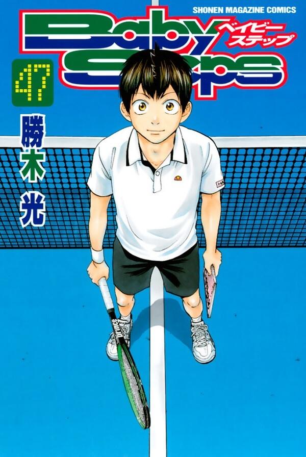Baby Steps - Criador Comenta Cancelamento do Manga