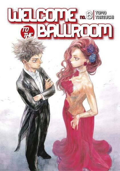 Ballroom e Youkoso - Manga vai Parar durante 2 Meses