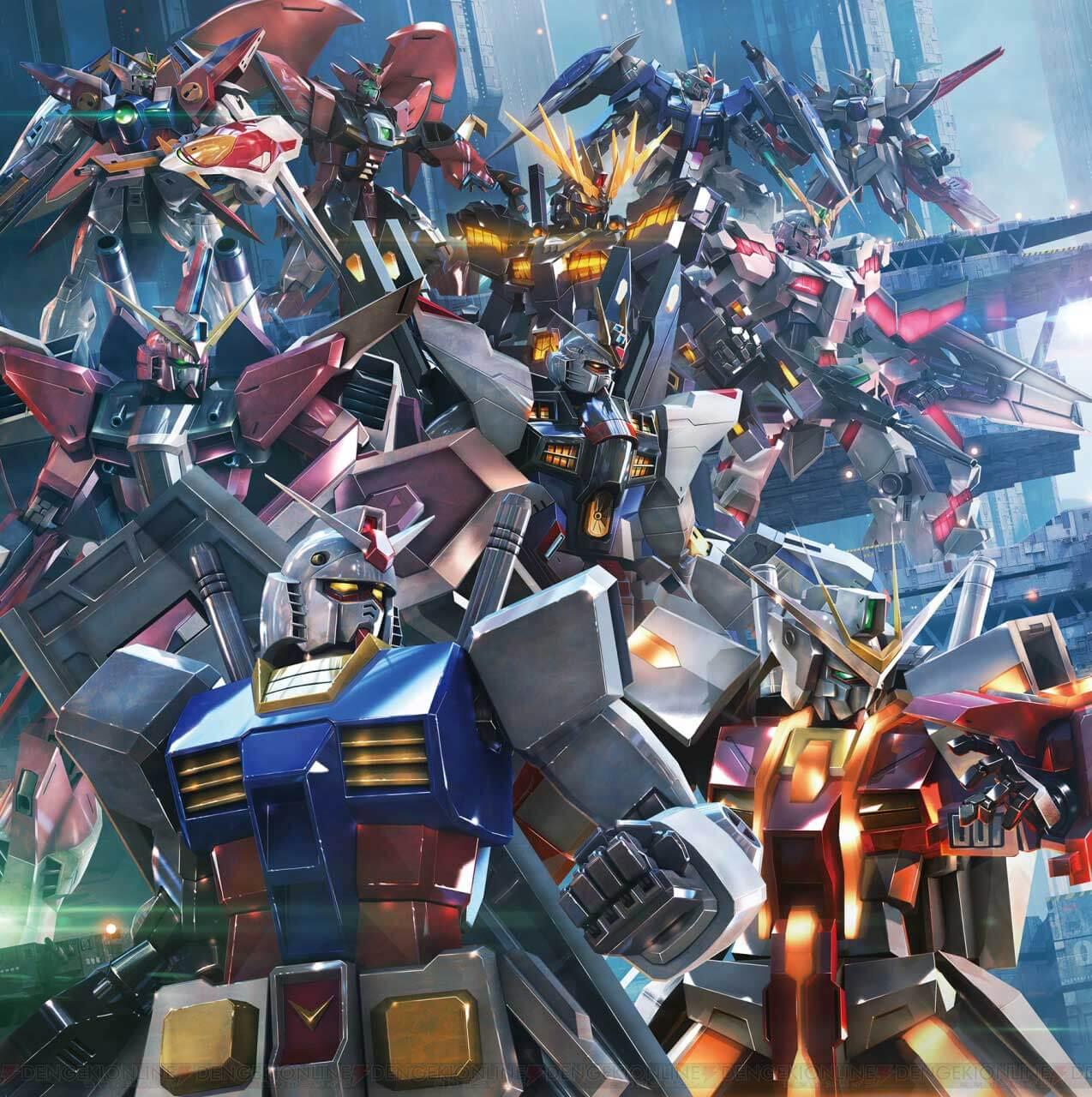 Top 10 Anime Gundam – Tiago Garcia