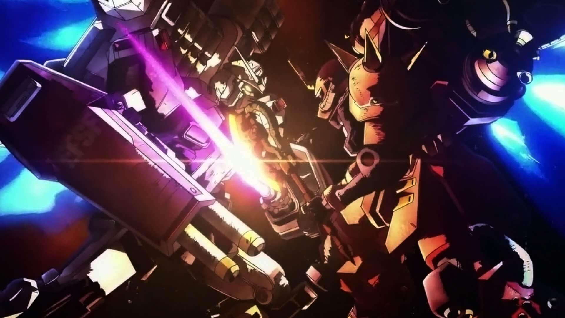 Top 10 Anime Gundam - Tiago Garcia