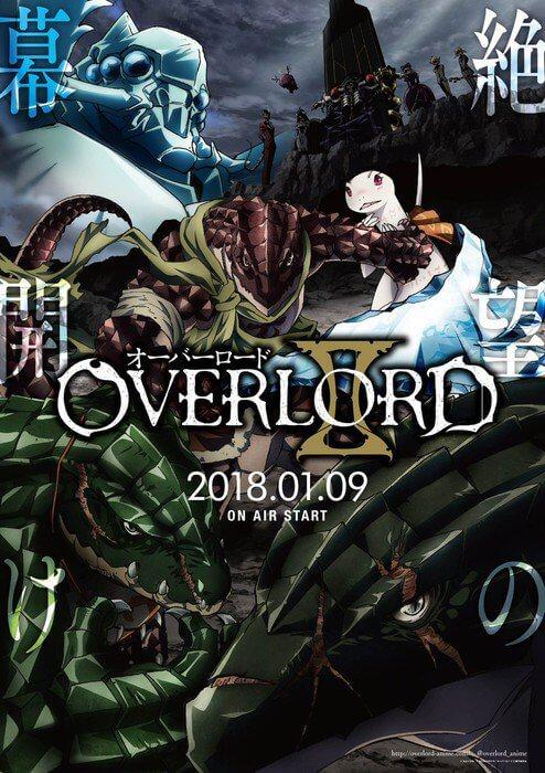 Overlord II revela Estreia em Novos Vídeos Promo