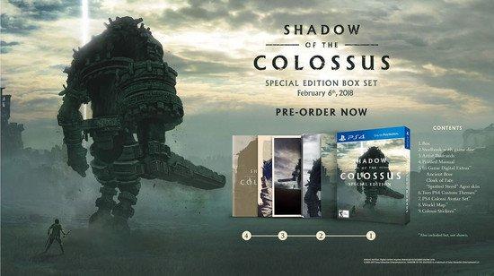 Shadow of the Colossus PS4 – Comparação entre Remake
