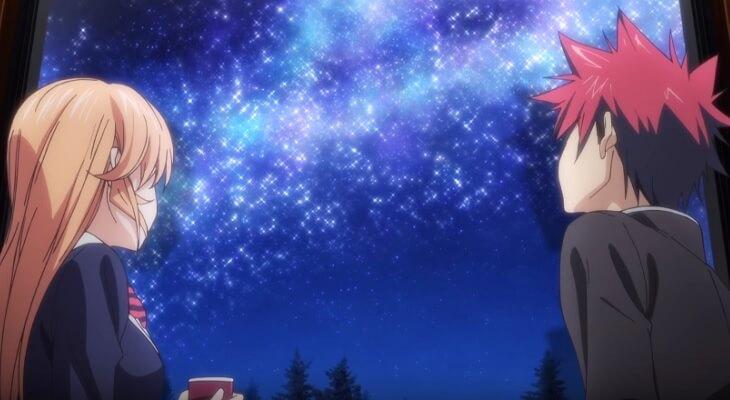 Shokugeki no Soma Temporada 3 – Segundo Cour revela Estreia