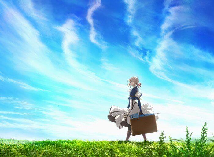 Violet Evergarden - Anime revela Trailer 4 e Dia de Estreia