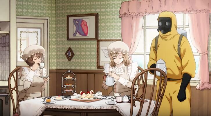Cells at Work! Manga vai receber Série Anime – Vídeo