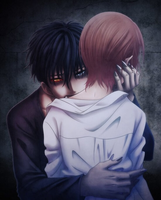 Devils Line - Anime revela Teaser e Designs de Personagem