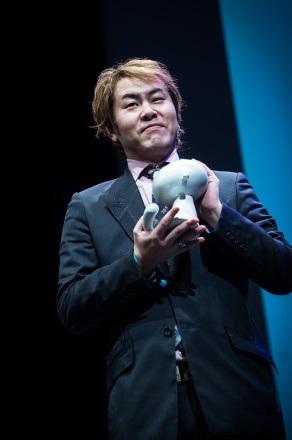 Hiro Mashima recebe Prémio Especial no Festival Angoulême