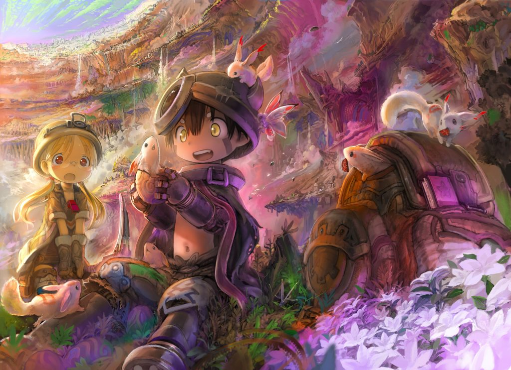Made in Abyss Filme Live-Action