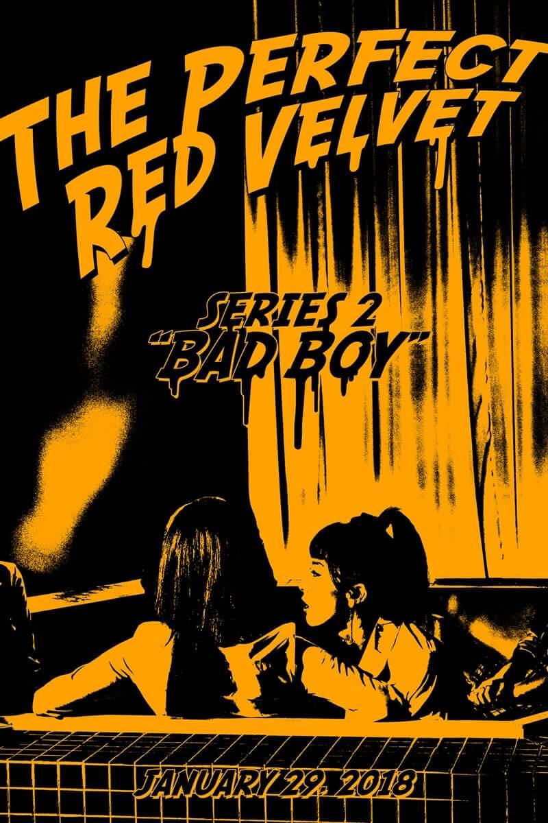 Red Velvet Imagens Surpresa Antecipam Novo Tema Ptanime