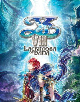 Ys VIII anunciado para a Nintendo Switch