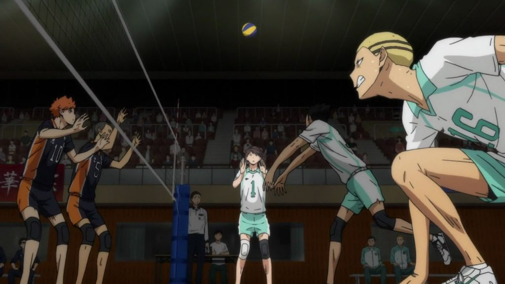 Haikyuu!! 2 - Karasuno vs Aoba Josai