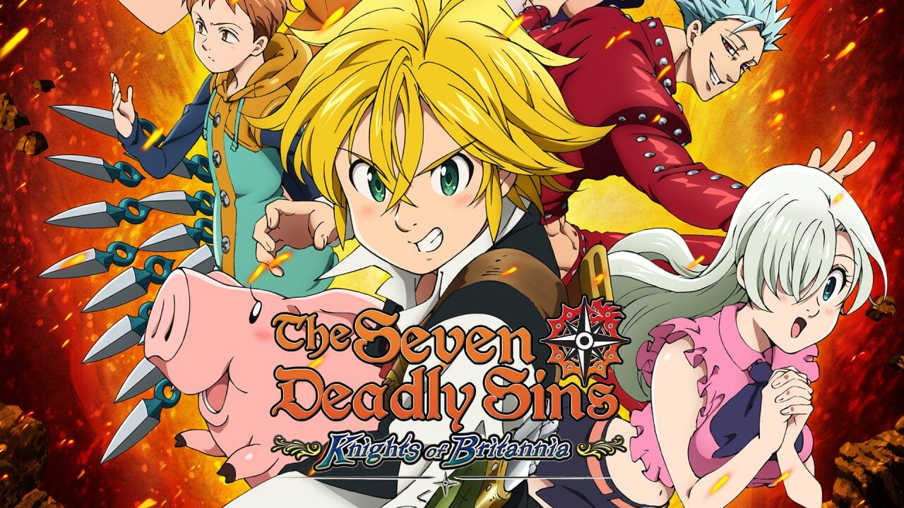 the deadliest of the sins The seven deadly sins have brought peace back to liones kingdom, but their adventures are far from over as new challenges and old friends await 1 the dark dream begins.