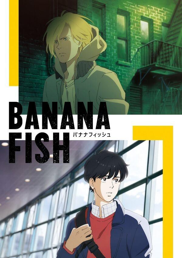 Banana Fish - Anime revela Primeiro Vídeo Promocional