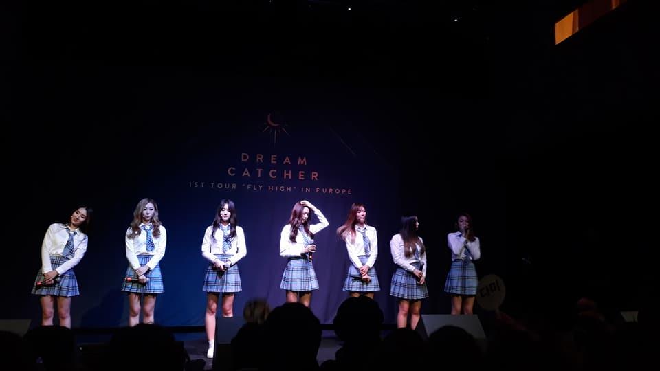 DreamCatcher em Portugal - Como correu o Concerto?