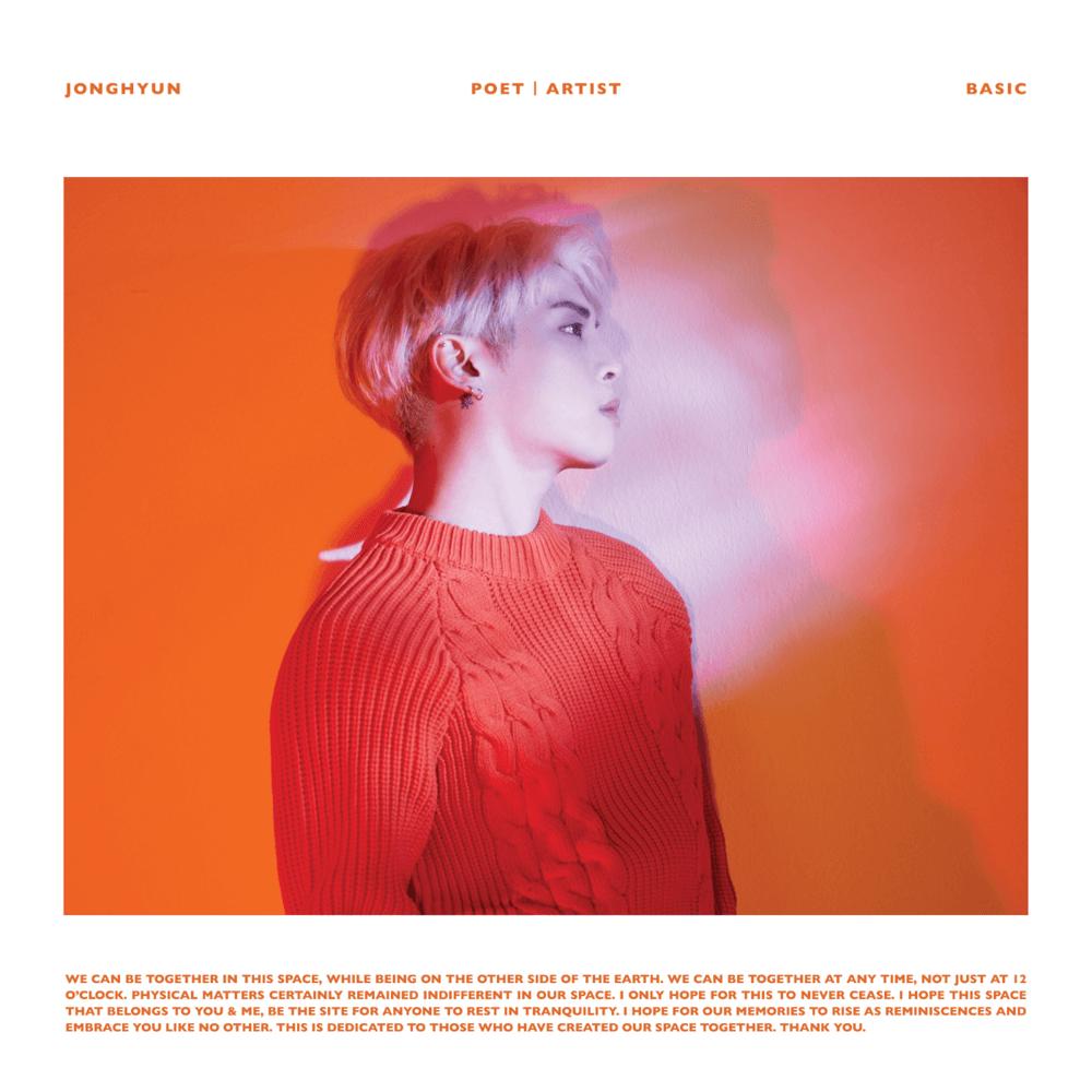 Jonghyun - Poet/Artist chega ao Billboard 200