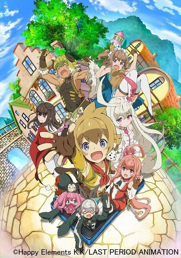 Last Period: Owari naki Rasen no Monogatari revela Estreia