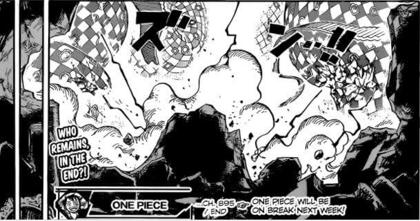 One Piece Capítulo 896 adiado - Shonen Jump