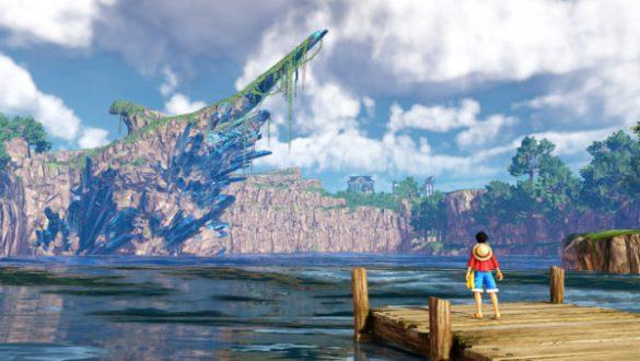 One Piece World Seeker – Vídeo revela Behind-the-Scenes