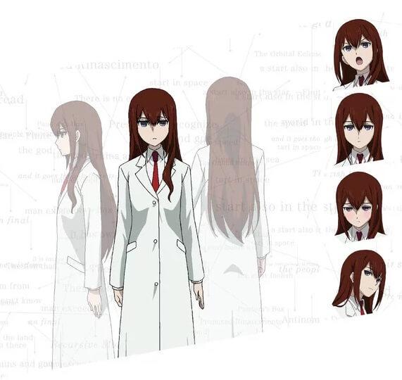 Steins Gate 0 – Anime revela Novo Poster e Designs Personagem