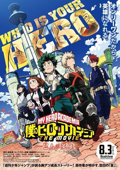 Kuroshitsuji - Criadora Manga é Fã de Boku no Hero Academia