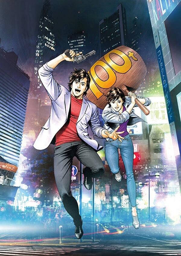 City Hunter vai receber Novo Filme Anime em 2019