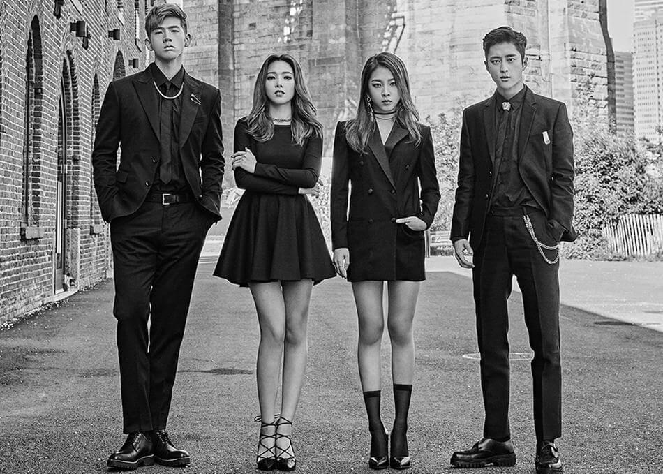 KARD - Grupo diz que quer ser como os BTS