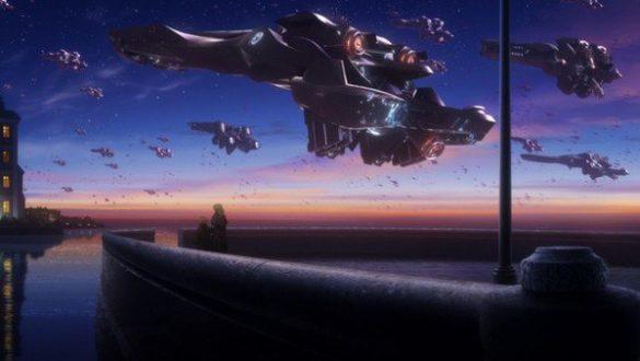 Legend of the Galactic Heroes Anime - Novas Imagens Promocionais