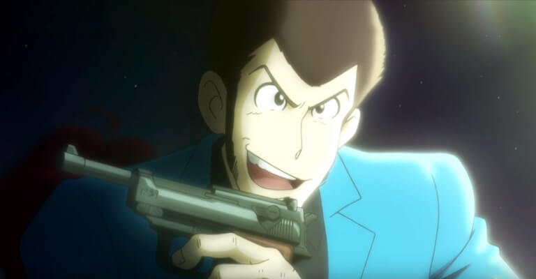 Lupin III - Quinta Temporada revela Vídeo Promocional