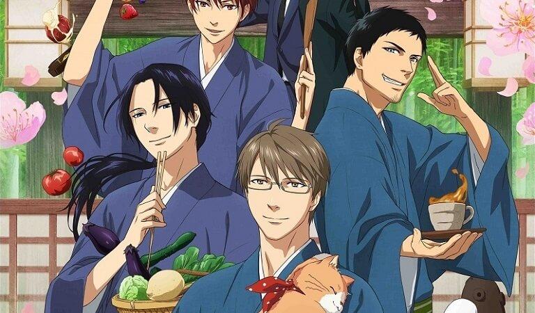 Rokuhoudou Yotsuiro Biyori - Anime revela Dia de Estreia