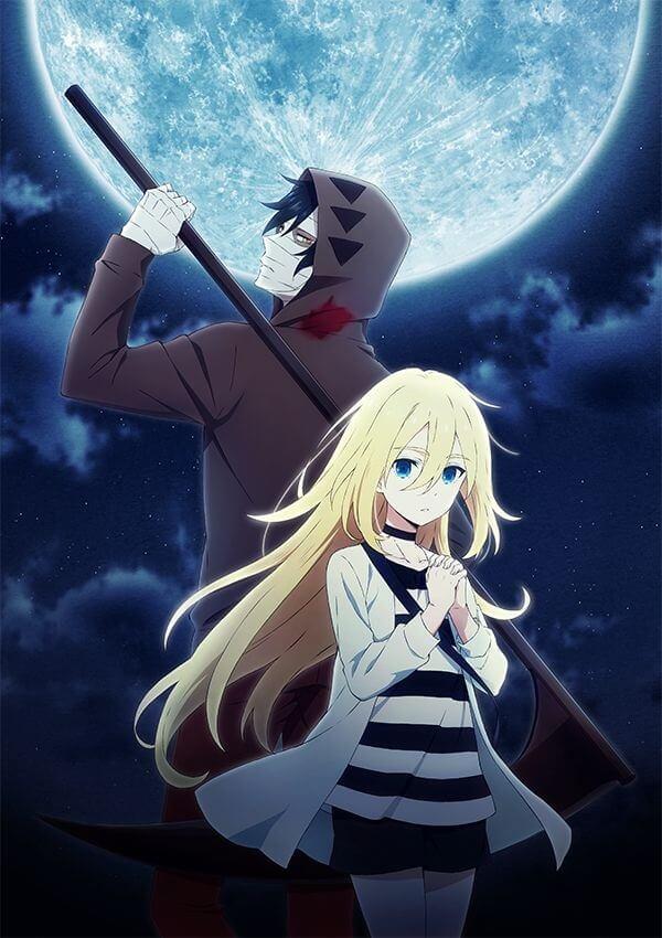Satsuriku no Tenshi - Anime revela Primeiro Vídeo Promo