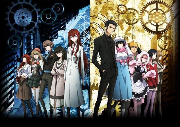 Steins Gate 0 Anime - Novo Poster e Número de Episódios
