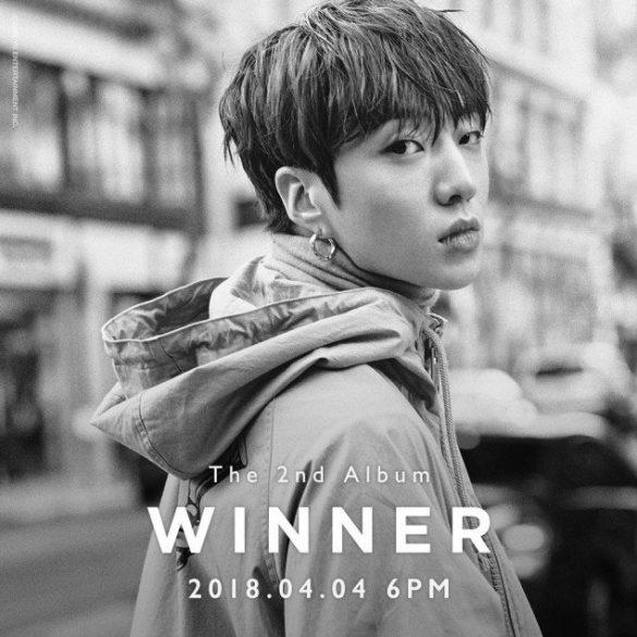 WINNER relevam Novas Imagens para 2º Álbum