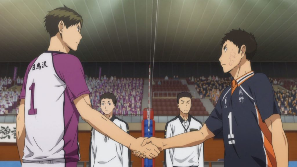 Haikyuu 3 - Karasuno vs Shiratorizawa