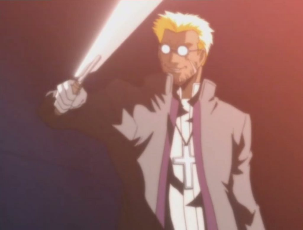 Hellsing - Análise - Adaptação Anime 2011