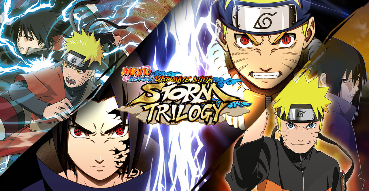 Ultimate Ninja Storm Trilogy para Switch — Trailer de Naruto