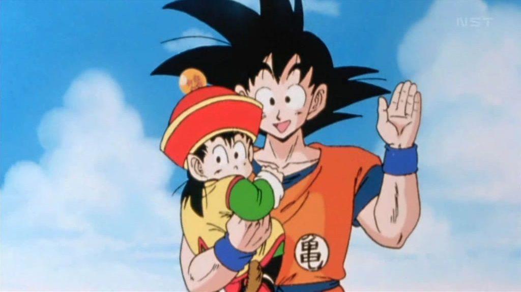 Dia do Pai - Top Momentos Pai & Filho - Dragon Ball