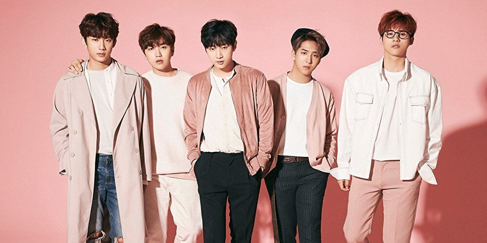 B1A4 - WM Entertainment Estendeu Contrato Mais 2 Meses