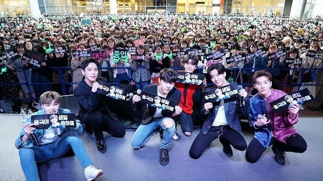 Kpop - 9 Grupos cujos Contratos Expiram em 2019 - B.A.P.