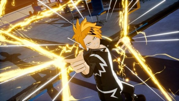 Boku no Hero Academia One's Justice – Trailer Gameplay destaca Todoroki