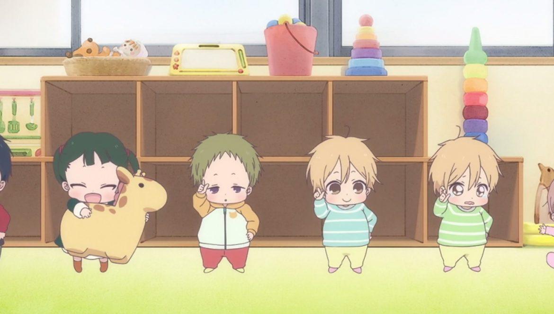 Gakuen Babysitters - Análise