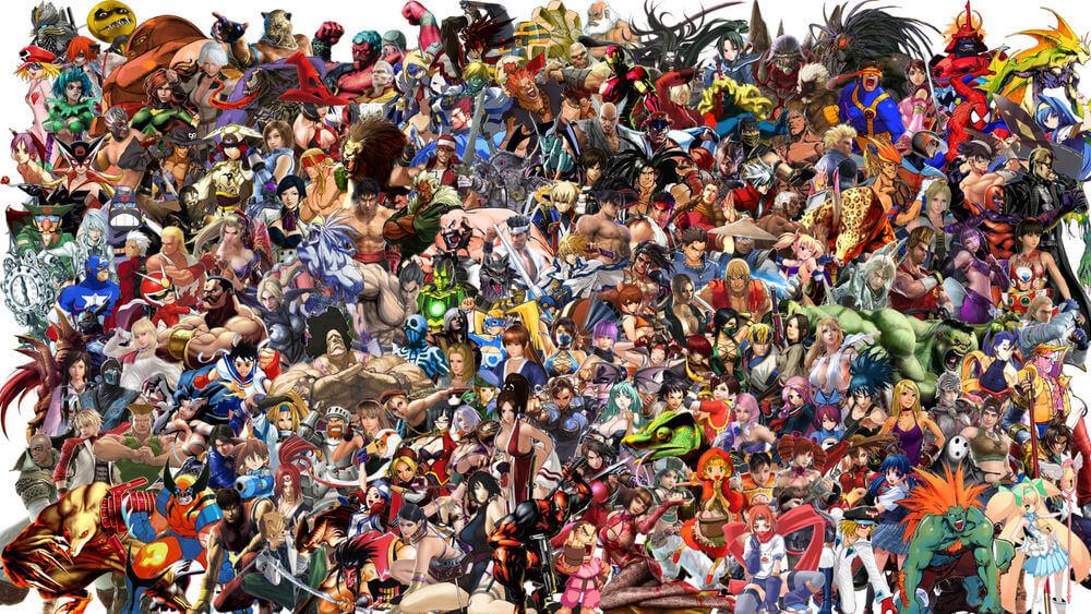 top 10 personagens de jogos de luta tiago garcia ptanime