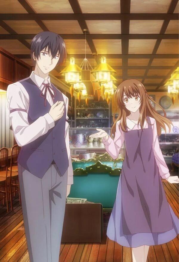 Kyoto Teramachi Sanjo no Holmes - Anime revela 1º Vídeo | Holmes at Kyoto Teramachi Sanjou | Holmes at Kyoto Teramachi Sanjo
