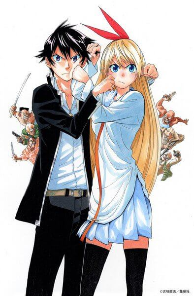 Nisekoi Live-Action revela Elenco e Data de Estreia