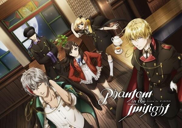 Phantom in the Twilight - Anime revela 1º Vídeo Promo