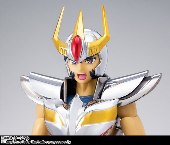 Bandai anuncia Phoenix Ikki - Myth Cloth - Revival Edition Cara Alternativa