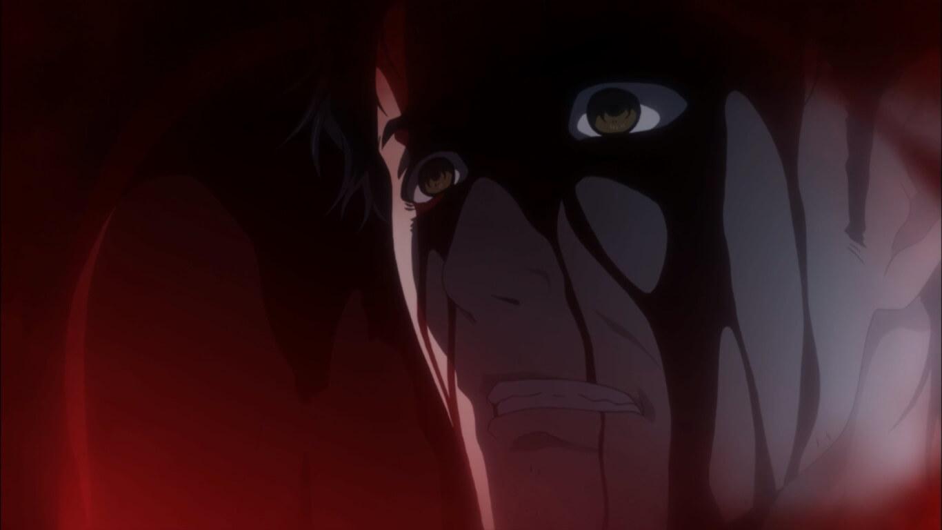 Steins;Gate 0 - Opinião Episódio 1 - Steins Gate 0 - Rintarou Sangue