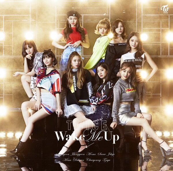 TWICE - Wake Me Up Domina Chart Japonês 4 Dias Seguidos