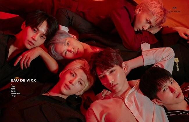 Kpop - 9 Grupos cujos Contratos Expiram em 2019 - VIXX