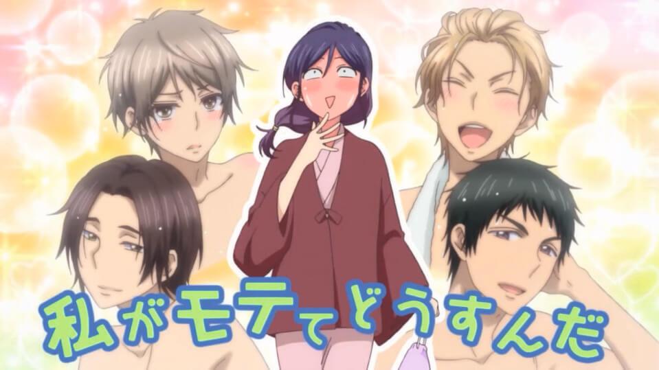 Watashi ga Motete Dousunda Analise - Kiss Him, Not Me - Análise