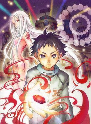 Recomendações Anime de 2011 para 2012 - Deadman Wonderland